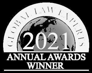 2021 Global Law Ecperts Annual Winner