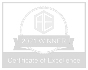 AE certificate of excellence